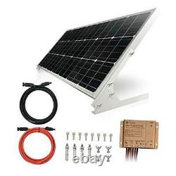 100W 12V Solar Panel Kit Battery Charger 100 Watt 12 Volt Off Grid System for