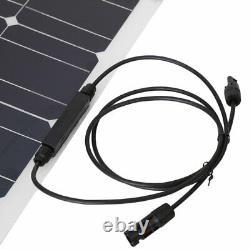 100W 200W 400W 500W 600W Mono Solar Panel 18Volt For RV Camper Boat Off Grid