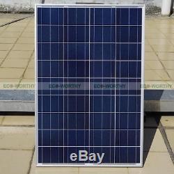 100 Watt 12 Volt Polycrystalline Solar Panel
