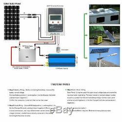 100 Watt 12 Volts Monocrystalline Solar Panel