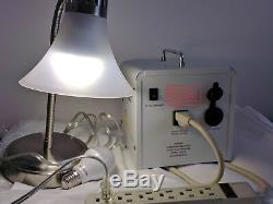 12 Volt DC Portable Solar Generator Blackout Relief Power source by LAZERVOLT