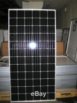 12 mission solar 340 watt solar panels 24 volt grid tie american made mono cells