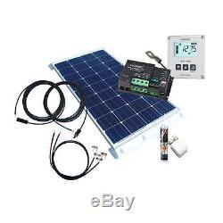 130Watt Wohnmobil Solaranlage 12 Volt Set mit Votronic Laderegler