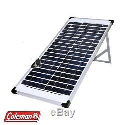 160 Watt 4 x 40W 12 V Solar Panel 40 Watt 12 Volt Crystalline NO RESERVE SOLAR