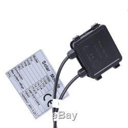 170 Watt 12 Volt Polycrystalline Solar Off-Grid Battery Durable Charge RV MA