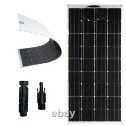175W Watts Solar Panel 18V Volt Poly Off Grid Battery Charge RV BOAT SH