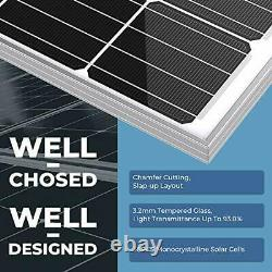 180 Watts Mono Solar Panel, 12 Volts Monocrystalline Solar Cell 180W Mono