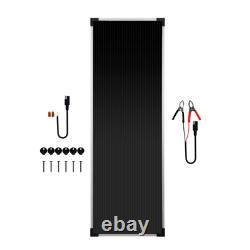 18-Watt 12-Volt Solar Battery Charger