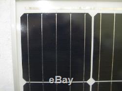 1- 200 Watt 12 Volt Battery Charger Solar Panel Off Grid RV Boat B-GRADE limited