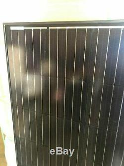 200 Watts Solar Panel 12 Volt Mono-crystalline + a set of Z Bracket Charger Kit