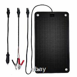 24Volt 10 Watts Solar Battery Charger for Trolling Motor