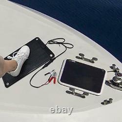 24Volt 10 Watts Solar Battery Charger for Trolling Motor, Boat, RV & Mari