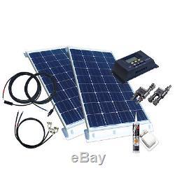 260 Watt Wohnmobil Camping Solaranlage, 12 Volt SET