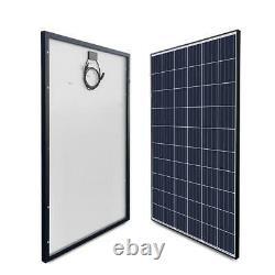 270-Watt 24-Volt Polycrystalline Solar Panel for Residential Commercial Rooftop