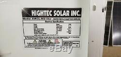 2- 210 Watt 12 Volt Battery Charger Solar Panel Off Grid RV Boat FREE Z BRACKET