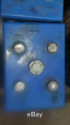 2 volt cells, solar off grid, Enersys 825ah. Good used many available. Tested