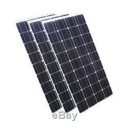 300 Watt Camping Solaranlage, 12 Volt SET Grundbausatz
