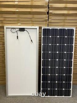 340 Watt 12 Volt Mono Solar Panel 8-170w 12V Off Grid RV Marine Battery Charging