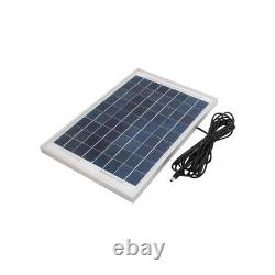 345mmx235mmx17mm 10 Watts 12 Volts Monocrystalline Solar Panel