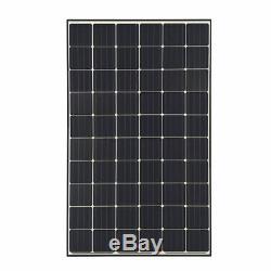 3 X Renogy 300 Watt 24 Volt Monocrystalline Solar Panel