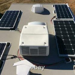 400-Watt 12-Volt Monocrystalline Solar Bundle Kit with 30 Amp Negative Ground