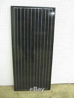 4- 150 Watt 12 Volt Battery Charger Solar Panel Off Grid RV Boat 600 watt total