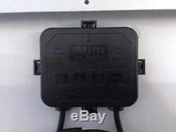 6- 210 Watt 12 Volt Battery Charger Solar Panel Off Grid RV Boat 860 watt total