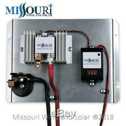 70 Amp PWM Solar Charge Controller for 24 Volt Solar Panels PV