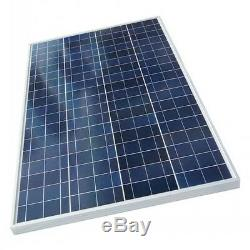 7500W (75 x 100 Watt) 12 Volt 12V RV Boat Battery Charging Solar Panel CE, TUV