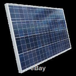 7500W (75 x 100 Watt) 12 Volt 12V RV Boat Battery Charging Solar Panel CE, TUV