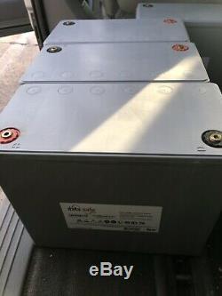 AGM 12 Volt Battery 145 Amp Hour SOLAR BATTERY Solar Power