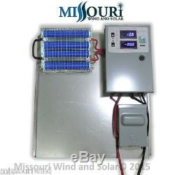 ALL IN ONE CHARGE CONTROLLER BOARD 24 Volt for Wind Turbines & Solar Panels