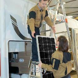 BougeRV 170With340W Monocrystalline Solar Panel 170W 12V Volt Camping RV Boating