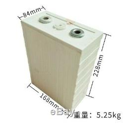 Brand new lithium iron phosphate 3.2v160Ah LiFePO4 you get 8 CELLS FOR 24Volts