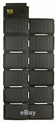 Brunton Solaris 72 Watt 18 Volt Foldable Flexible Solar Array Panel for Filming