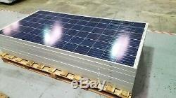 China Solar CSUN310-72P 72 Cell Poly 310 Watt 36 Volt Solar Panels 56 Cents/Watt