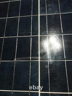 Coleman 100W Watts Solar Panel 12V Volt Poly Off Grid Battery Charge RV BOAT