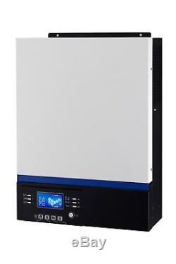 Conversol 3000W 24V Off Grid Solar Inverter MPPT Charger Bluetooth High Volts