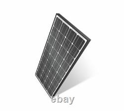 Cyclops 80 Watt 12 Volt Monocrystalline Solar Panel