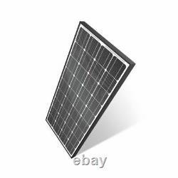 Cyclops 80 Watt 12 Volt Monocrystalline Solar Panel CYC-SOL80W