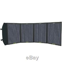 ECO-WORTHY 12Volt 120W Foldable Solar Panel Mono Battery Charger Ultra Light