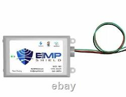 EMP Shield 24 Volt DC for Solar Panel and Wind Generator Systems