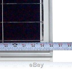 GENSSI 100W Solar Panel 12V 12 Volt Poly Off Grid Battery Charger RV Boat