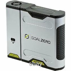 Goal Zero Sherpa 50 Watt Power Bank and 110 Volt Inverter Open Box