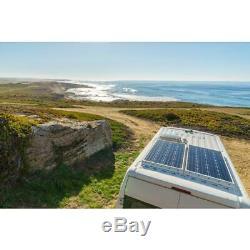 Grape Solar Polycrystalline Solar Panel 100 Watt RVs Boats 12 Volt Systems