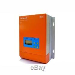 JN-MPPT 12V/24/48V Auto Volt 30A-60A MPPT Solar Panel Battery Charge Controller