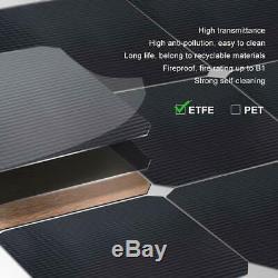 Mono 170 Watt 12Volt Solar Panel Off Grid Power RV Boat Home Garden Ourdoor TO