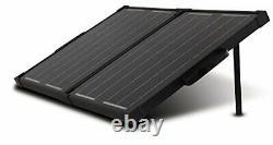 Nature Power 40-watt Portable Monocrystalline Solar Panel for 12-Volt Chargin