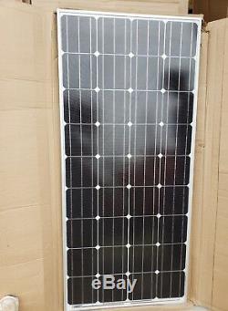 New 165 watt 12volt MONO Solar Panels. Boat/RV/etc. Free pick up Houston area