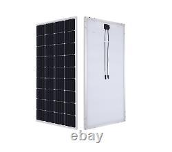 New HQST 175 Watt 12 Volt Monoscrystalline Solar Panel FREE SHIPPING